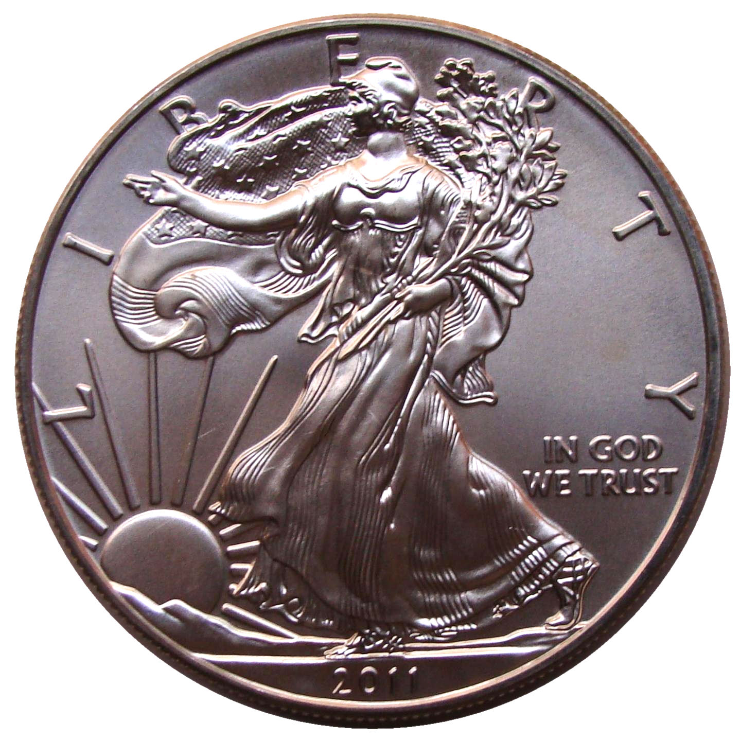 1 Dollar American Silver Eagle Etats Unis Numista