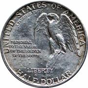 ½  dollar Mémorial de Stone Mountain -  avers