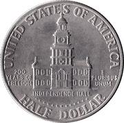 "½  dollar ""Kennedy Bicentenial Half Dollar"" (cupronickel) -  revers"
