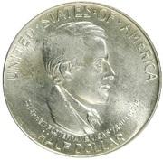½ dollar (Centre musical de Cincinnati) -  avers