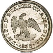 2 cents (Essai) – avers
