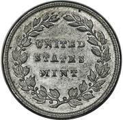 """1 cent """"1942"""" (Essai) – revers"""