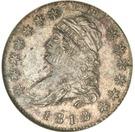 1 Cent (Private Restrike Mule) – avers