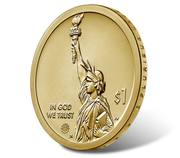 1 Dollar (American Innovation - Pennsylvania) -  avers