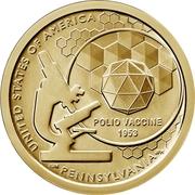 1 Dollar (American Innovation - Pennsylvania) -  revers