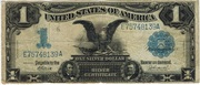 US dollar 1899 – avers