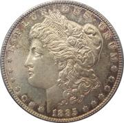 """1 dollar """"Morgan Dollar"""" -  avers"""