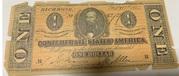 1 Dollar (Serie 1864) – avers