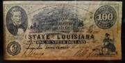 100 Dollars (The State of Louisiana) – avers