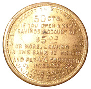 The First Savings and Banking Company Dayton -  revers