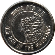 Token - Clark's Trading Post (Lincoln, New Hampshire) -  avers
