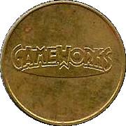 Gameworks token – avers