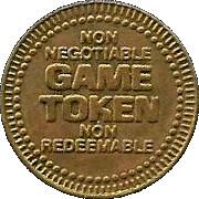 Gameworks token – revers