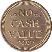 Game Token - Cleveland Coin Machine Exchange – revers