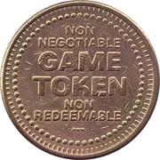 Game Token - Game Works (Orlando) – revers