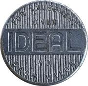 Token - Ideal – revers