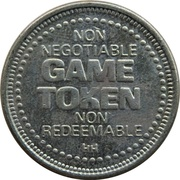 Game Token - MGM Grand – revers