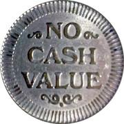 No Cash Value – avers
