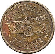 1 Dollar Car Wash Token – avers
