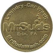 25 cents -  Mr Suds (Erie, Pennsylvania) – avers