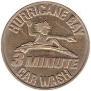 1 Dollar Carwash Token - Hurricane Bay (Rome) -  avers