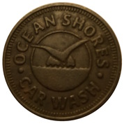1 Dollar - Ocean Shores Car Wash (Ocean Shores, Washington) – avers