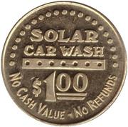 1 dollar - Solar (El Cerrito, California) – revers