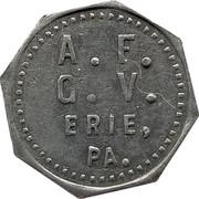 A.F. G.V. -  avers