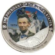 Token - Abraham Lincoln (16th President) -  avers