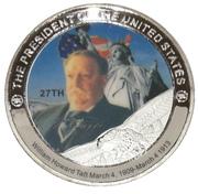 Token - William Howard Taft (27th President) -  avers