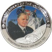 Token - Herbert Hoover (31st President) -  avers