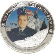 Token - Richard Nixon (37th President) -  avers