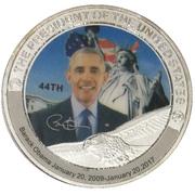 Token - Barack Obama (44th President) -  avers