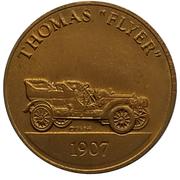 Jeton - Antique Car Coin Collection (Thomas Flyer) -  avers