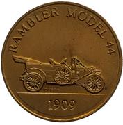 Jeton - Antique Car Coin Collection (Rambler Model 44) -  avers