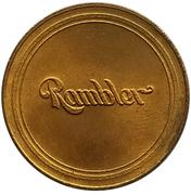 Jeton - Antique Car Coin Collection (Rambler Model 44) -  revers