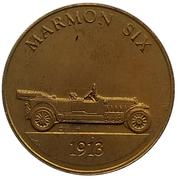 Jeton - Antique Car Coin Collection (Marmon Six) -  avers