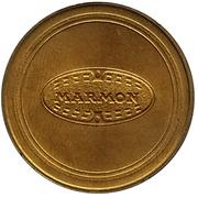 Jeton - Antique Car Coin Collection (Marmon Six) -  revers
