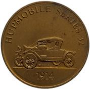 Jeton - Antique Car Coin Collection (Hupmobile Series 32) -  avers