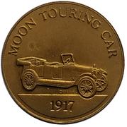 Jeton - Antique Car Coin Collection (Moon Touring Car) -  avers