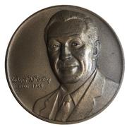 Medal - Walt Disney -  avers