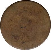 1 Cent - A. Burnet – revers