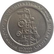 1 Dollar - Silver Legacy (Reno, Nevada) – avers