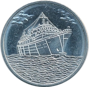 25 Cents - Holland-America Cruise Line – avers