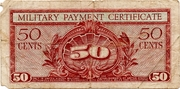 50 Cents (MPC Series 591) – revers