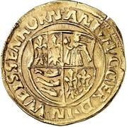 1 goldgulden Anton I (Fugger) – avers