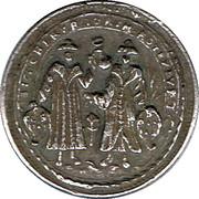 Zunftmedaille 1732 – avers