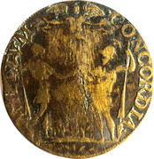 Concordia Militum - Initium sapientiae Timor Domini – avers