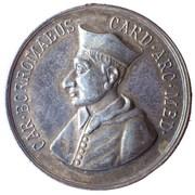 Charles Borromeo - Medal – avers