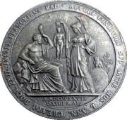 A. H. Niemeyer Jubilee Medal – revers